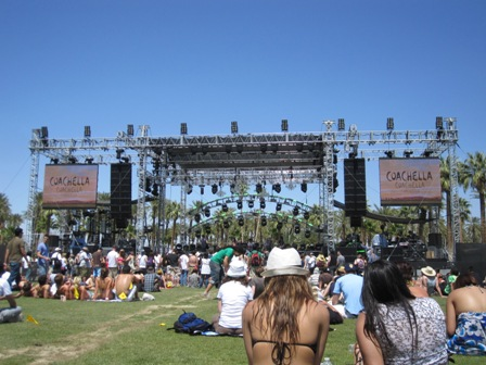 Coachella Stage